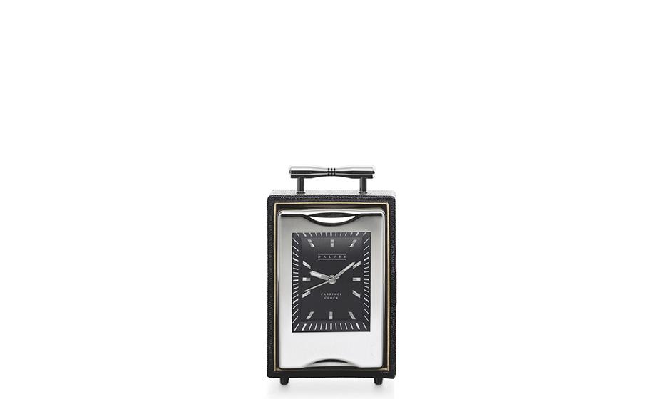 Часы Dalvey Dalvey, дорожные, настольные, черные  516