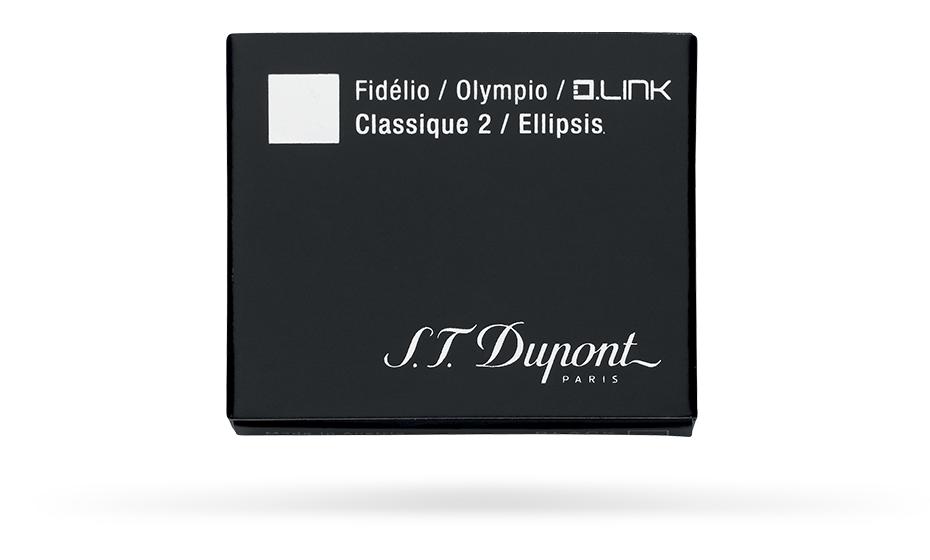 Картриджи S.T. Dupont S.T. Dupont, синий, 6шт  40112
