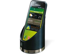 Подставка под мобильный телефо El Casco El Casco, позолота, чернение  M691LN