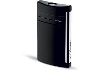 Зажигалка S.T. Dupont Maxijet, матово-черная, отделка: лак, хром  20003N