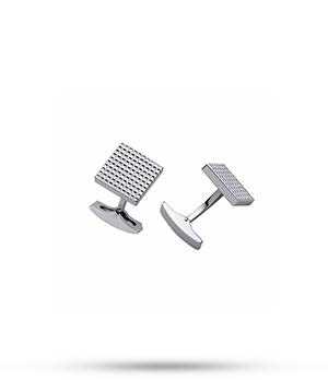 Запонки S.T. Dupont S.T. Dupont, квадратные, палладий  5172