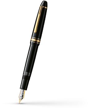 Перьевая ручка Montblanc Meisterstuck Le Grand  13661