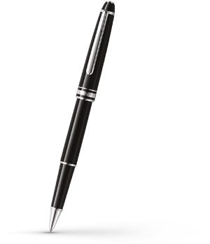 Чернильная ручка Montblanc Meisterstuck Platinum Line Classique  2865