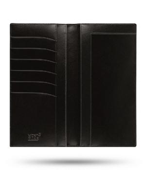Портмоне Montblanc Meisterstuck 6 сс, два отделения для купюр, 9,5 х  35790