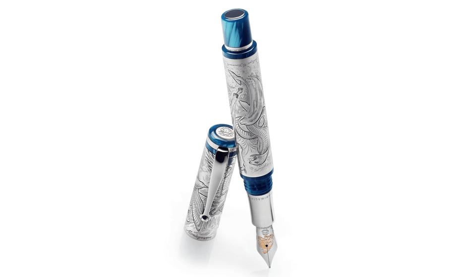 Перьевая ручка Montegrappa Animalia  ANIMALIA-PP