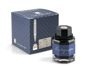 Чернила Montegrappa MONTEGRAPPA BLACK INK BOTTLE, черные, 42 мл  IA00I0UC