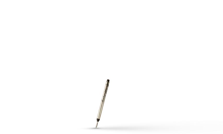 Стержень Montegrappa Montegrappa, чернильный, черный, 109 мм  IA00RFTC