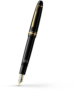 Перьевая ручка Montblanc Meisterstuck Le Grand  13660
