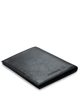 Бумажник Giorgio Fedon Giorgio Fedon, черный, кожа  90003994301'