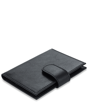 Футляр для карт Giorgio Fedon Giorgio Fedon, черный, кожа  90008676901'