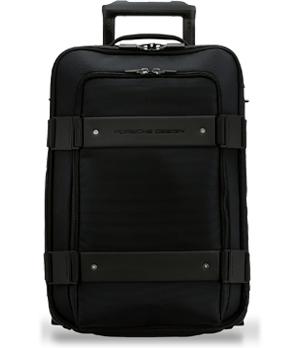 Троллей Porsche Design Cargon Trolley, техническая ткань, темно-синий, дв  4090001091