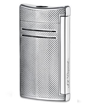 Зажигалка S.T. Dupont MaxiJet, газоавая, хром  20157N