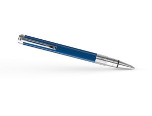 Шариковая ручка Waterman Perspective Obsession Blue CT, синяя, лак, паллади  1904579