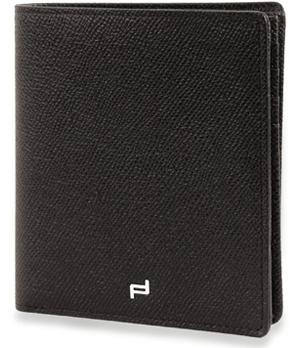 Бумажник Porsche Design Porsche Design, мужской, кожа, черный  4090001813