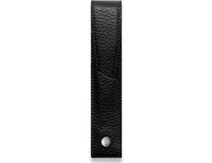 Чехол для ручки Caran d'Ache для 1 ручки, черный, кожа  6201-782
