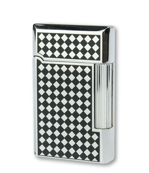 Зажигалка Pierre Cardin Pierre Cardin, газовая кремниевая, сплав цинка, хр  MF-28-17