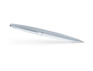 Шариковая ручка Cross ATX Matte Chrome, ювелирная латунь, хром  882-1