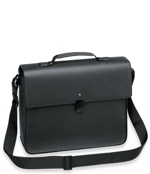 Портфель Montblanc Montblanc Extreme, односекционный, черный  111134