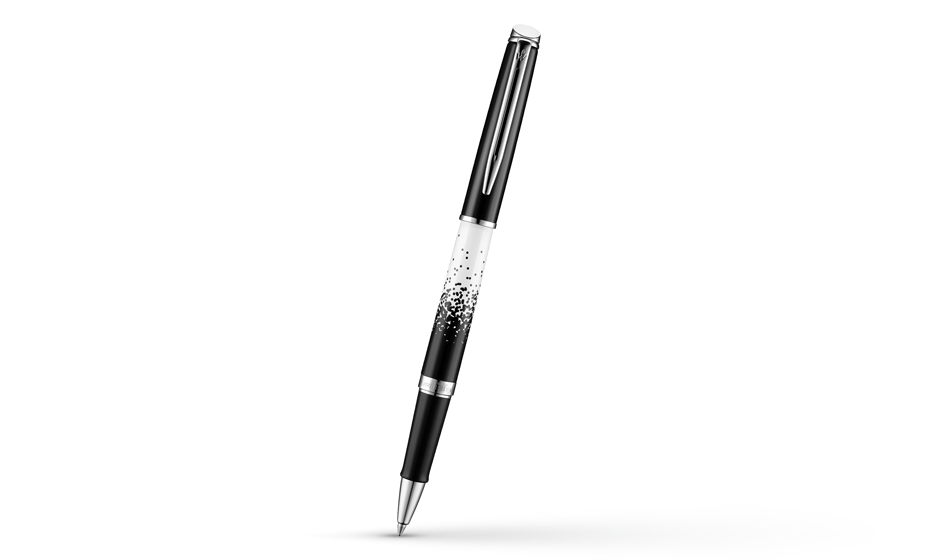 Чернильная ручка Waterman Hemisphere Essential 2015 Special Edition Black &  1929637