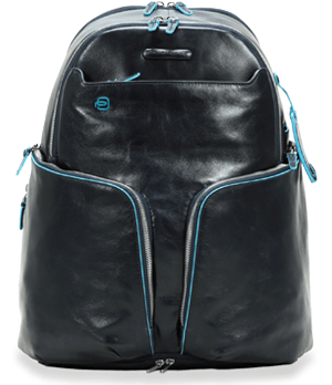 Рюкзак Piquadro Piquadro, синий, кожа  PCA3066B2/BLU2
