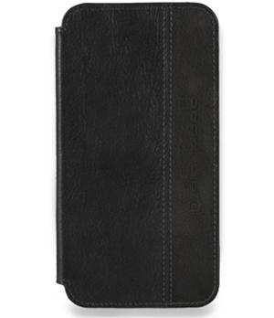 Чехол для iphone Piquadro Piquadro, кожа, черный  PAC3456VI/N