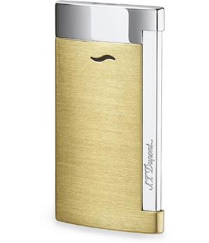 Зажигалка S.T. Dupont Slim 7, позолота  27703