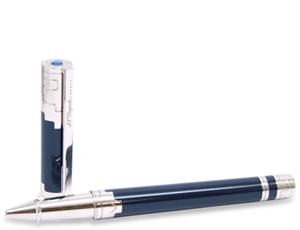 Чернильная ручка S.T. Dupont NUEVO MUNDO, лак, палладий, вставка шпинель  142854
