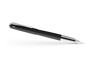 Перьевая ручка Lamy Studio, сталь, матовый лак, черная  4000445
