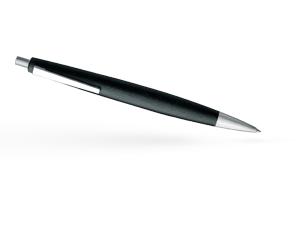 Шариковая ручка Lamy Lamy, с подставкой, черный, дерево  1629631