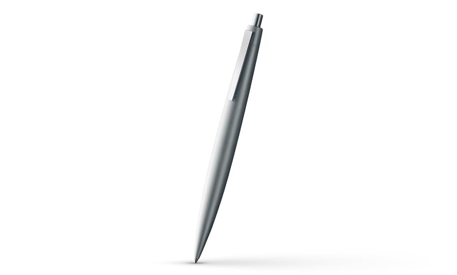Шариковая ручка Lamy 2000, матовая сталь  4029630