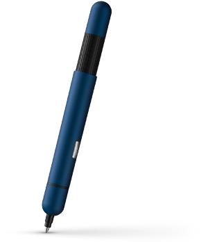 Шариковая ручка Lamy Lamy pico, матовый лак, синяя  4001038