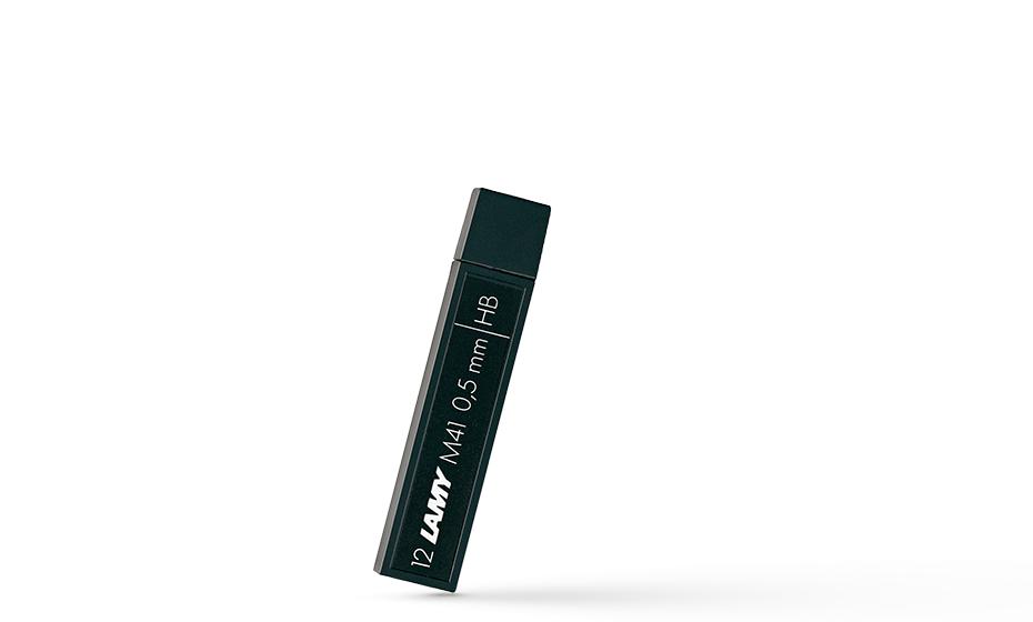Грифели Lamy Lamy M41, HB, 0.5, серый  1602101