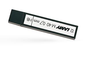 Грифели Lamy Lamy M40, HB, 0.7, серый  1602099