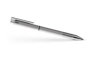 Мультисистемная ручка Lamy Logo, шариковая ручка + карандаш, нержавеющая ст  4001255