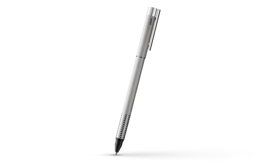 Чернильная ручка Lamy logo корпус из нержавеющей стали, арт. 4001058