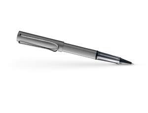Чернильная ручка Lamy Аl-star, анодированный алюминий, графит  4001133
