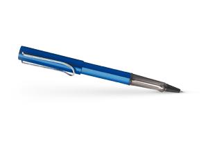 Чернильная ручка Lamy Аl-star, анодированный алюминий, синий  4001136