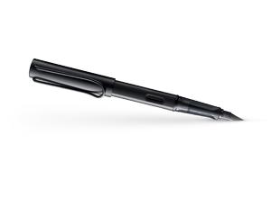 Перьевая ручка Lamy Аl-star, сталь, анодированный алюминий, черный  4000522