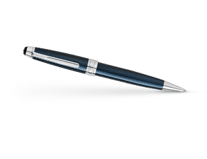 Шариковая ручка Montblanc Meisterstuck Solitaire Blue Hour Legrand, драгоцен  112891