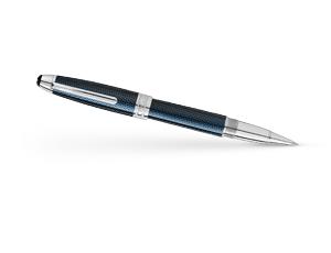 Чернильная ручка Montblanc Meisterstuck Solitaire Blue Hour Legrand, драгоцен  112890