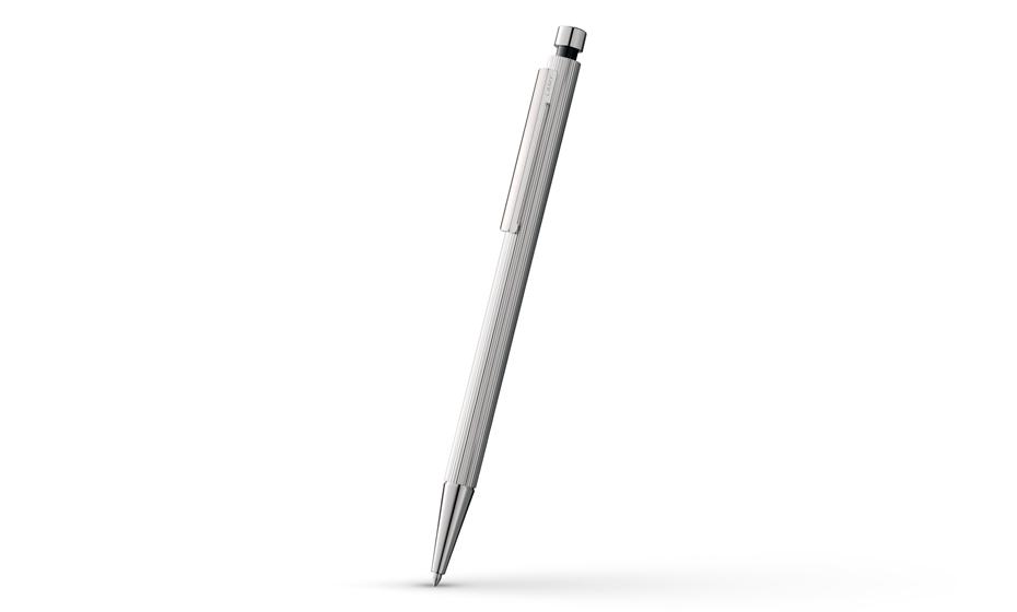 Шариковая ручка Lamy cp1, нержавеющая сталь с платиновым покрытием  4000942