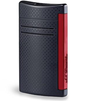 Зажигалка S.T. Dupont Maxijet, матовый черный лак  20160N