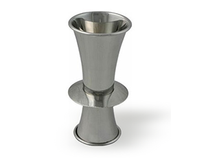 Мерный стаканчик Dalvey Dalvey, комбинированный, сталь, 25/50 мл  308