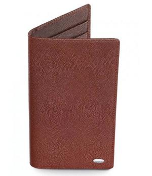 Бумажник Dalvey Dalvey, в карман жилета, вертикальный, супертонкий  890