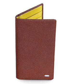 Бумажник Dalvey Dalvey, в карман жилета, вертикальный, супертонкий  891
