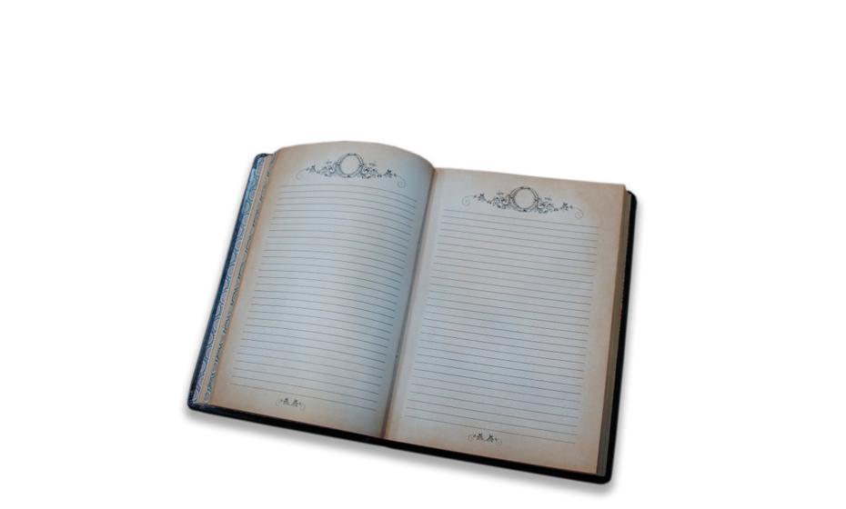Недатированная тетрадь Старая Грамота для записей в стиле Царской России  18