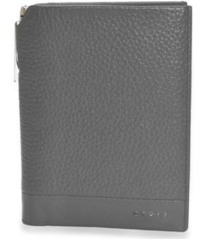 Обложка для документов Cross Nueva, кожа, серая  AC028389-3