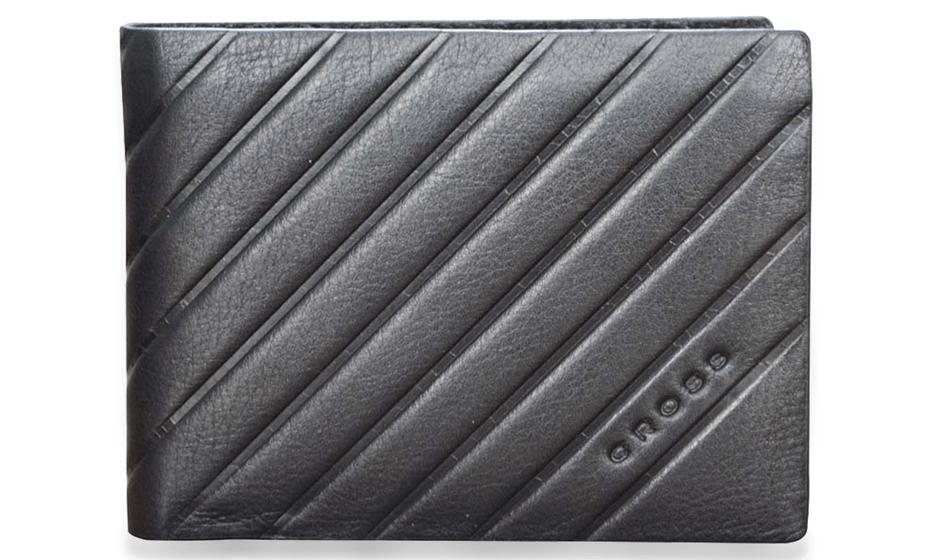 Портмоне Cross Cross Grabado, кожа, черное  AC178121-1 AC178121-1