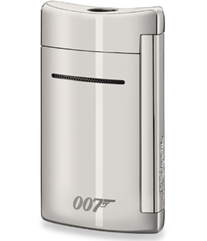 Зажигалка S.T. Dupont Minijet James Bond 007 Spectre, хром  10095