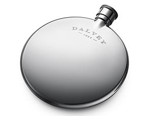 Спортивная фляга Dalvey Dalvey, 75 мл, сталь  71002